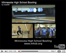 Girls Minnesota High School Bowling Highlights Video